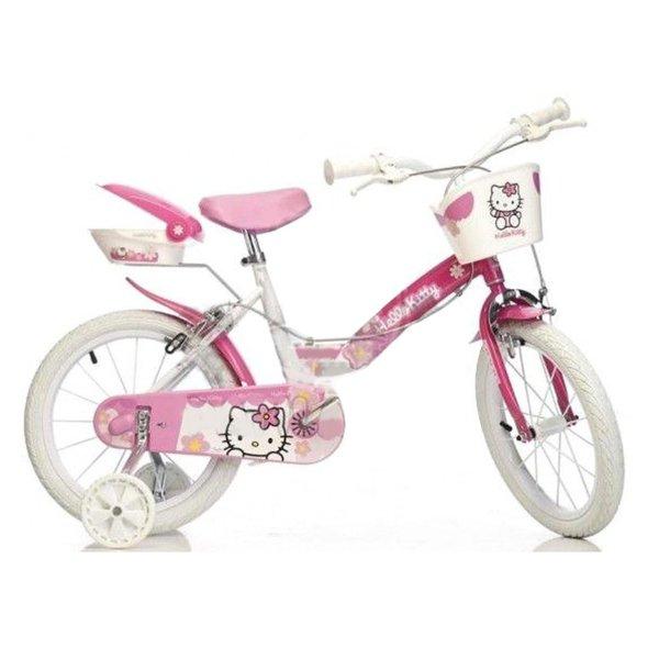 """Колело Hello Kitty - 16"""""""